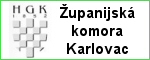 HRVATSKA GOSPODARSKA KOMORA ZUPANIJSKA KOMORA KARLOVAC